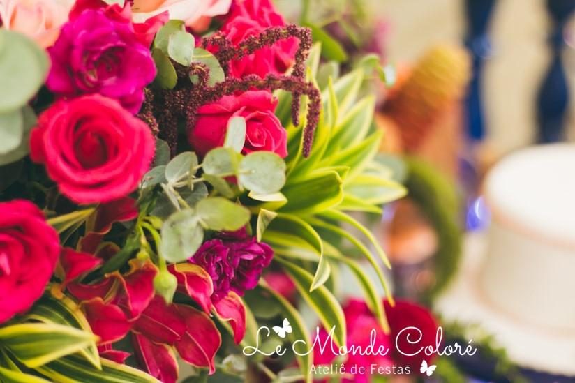 Mini Wedding Marinho e Cobre 14